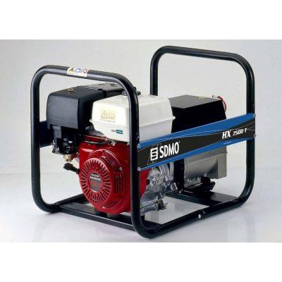 Elektros generatorius SDMO HX 7500T nuoma
